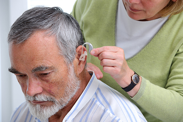 Winter Hearing Aid Care
