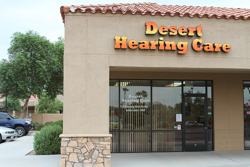 Desert Hearing Care – Sun Lakes Office
