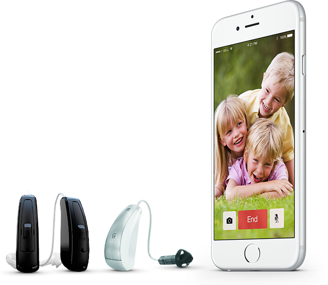 iPhone Hearing Aid Accessories