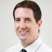 Audiologist Gregory Fitzgibbons