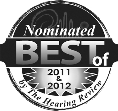 Best Hearing Clinic of 2011 and 2012