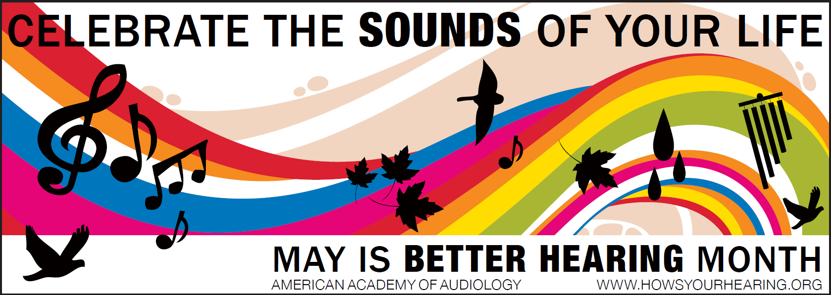 Celebrate Better Hearing Month