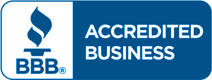 Our Hearing Center is accredited by the BBB