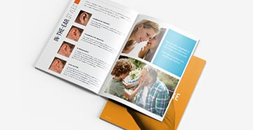 E-book graphics