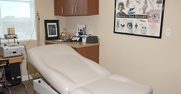 Hearing Exam Room